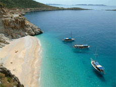 turquoise coast, private yachting turkey