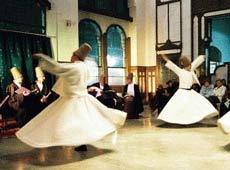 religious tours dervishes konya