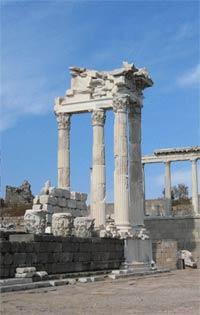 aegean ruins