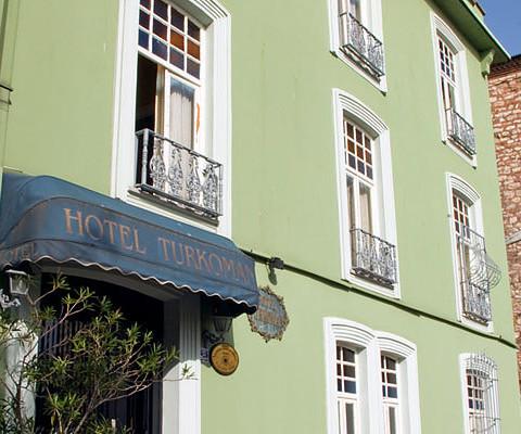 Turkoman Hotel Istanbul