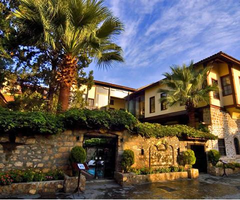 Alp Pasa Hotel Antalya, Turkey