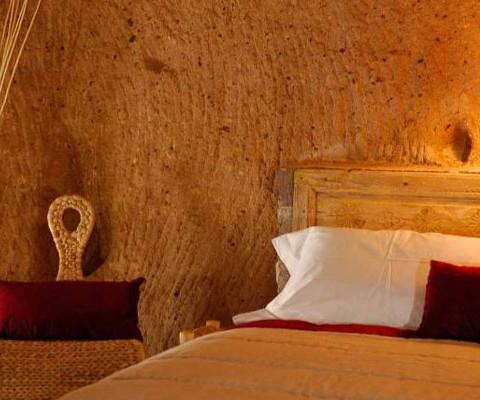 Argos Hotel Cappadocia, Turkey - Boutique Cave Hotel