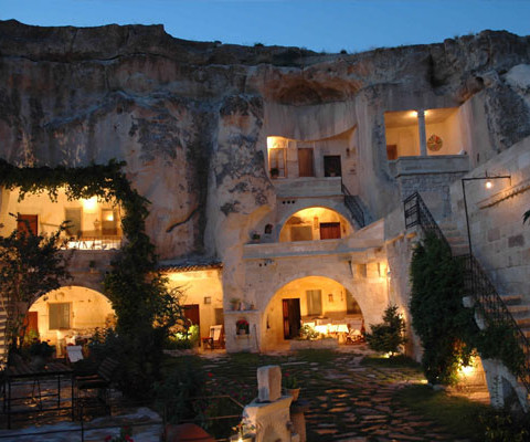 Elkep Evi Hotel Cappadocia - Cave Hotel