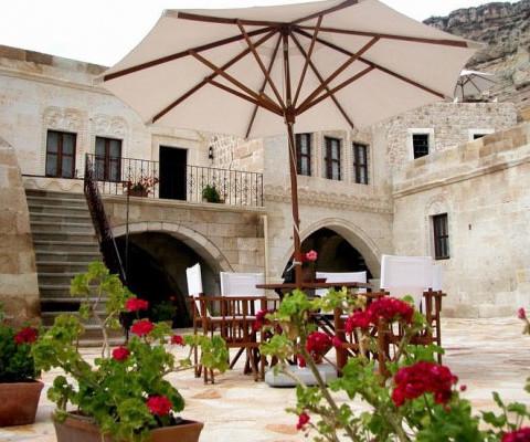 Yunak Evleri Hotel Cappadocia - Cave Hotel