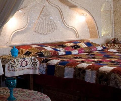 MDC Hotel Cappadocia, Turkey - Luxury Cave Hotel