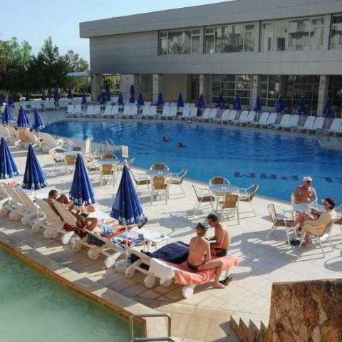 Pam Thermal Hotel Pamukkale, Clinic & Spa